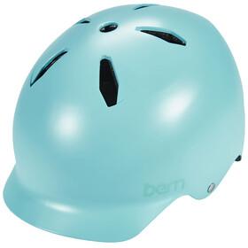 Bern Bandita EPS Kask rowerowy Dzieci Thin Shell turkusowy